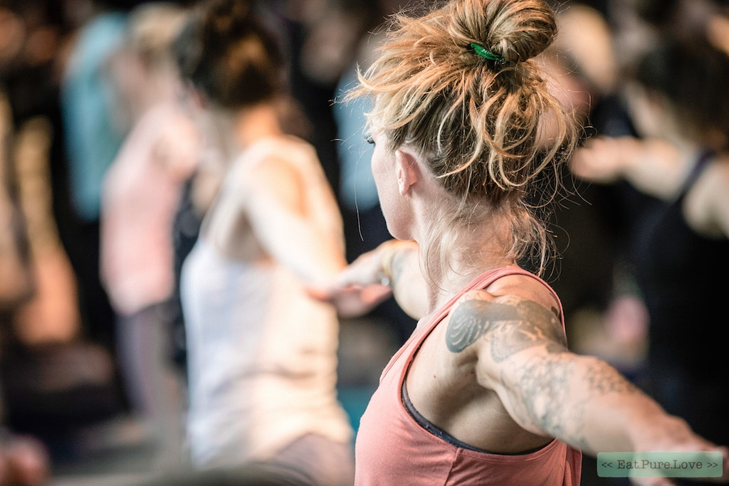YogaFest 2017: een weekend vol yoga en good food