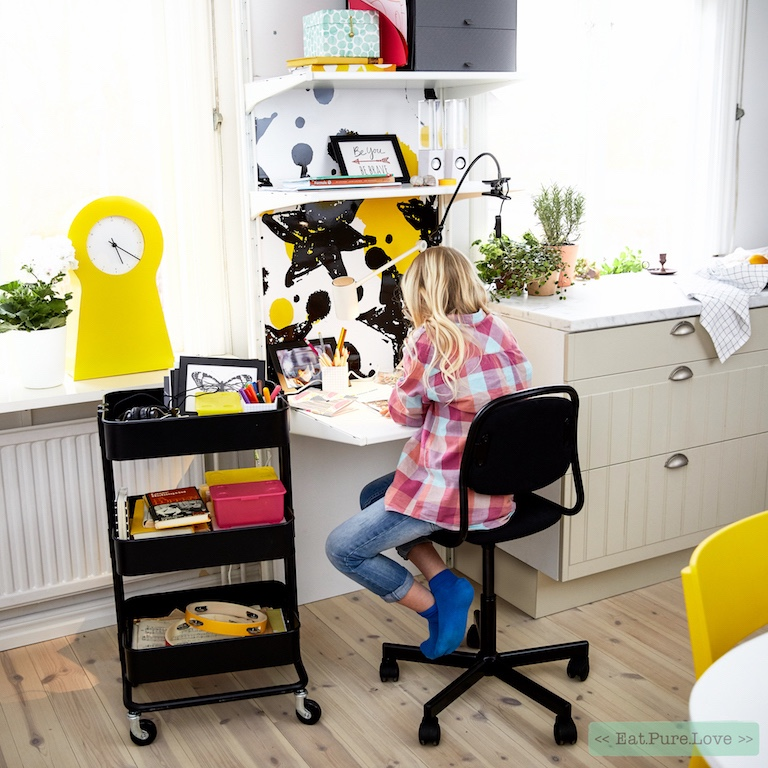 Back to school met IKEA: nog beter leren met een werkplek die bij je ...