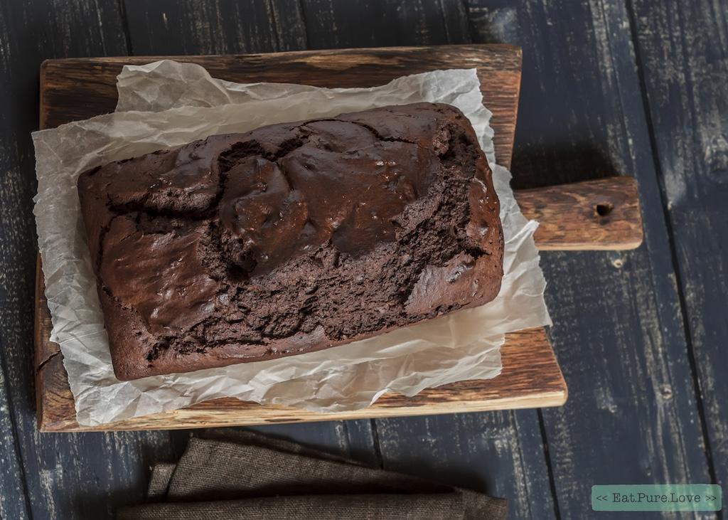 Grabanzo cake: glutenvrije chocolade cake van kikkererwten!