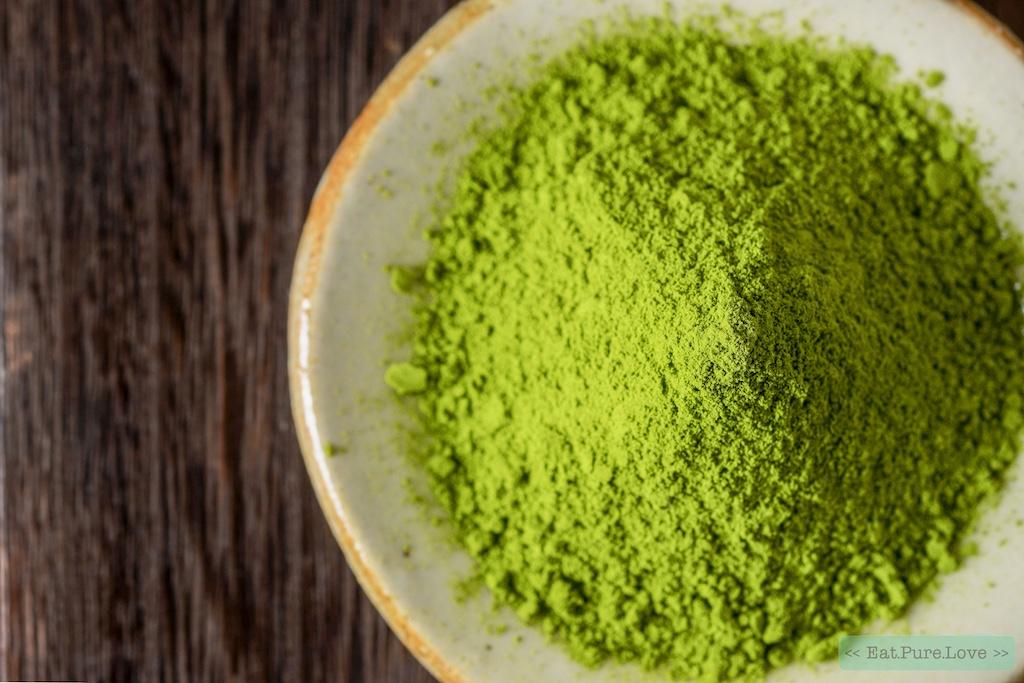 7 verrassende recepten met matcha groene thee