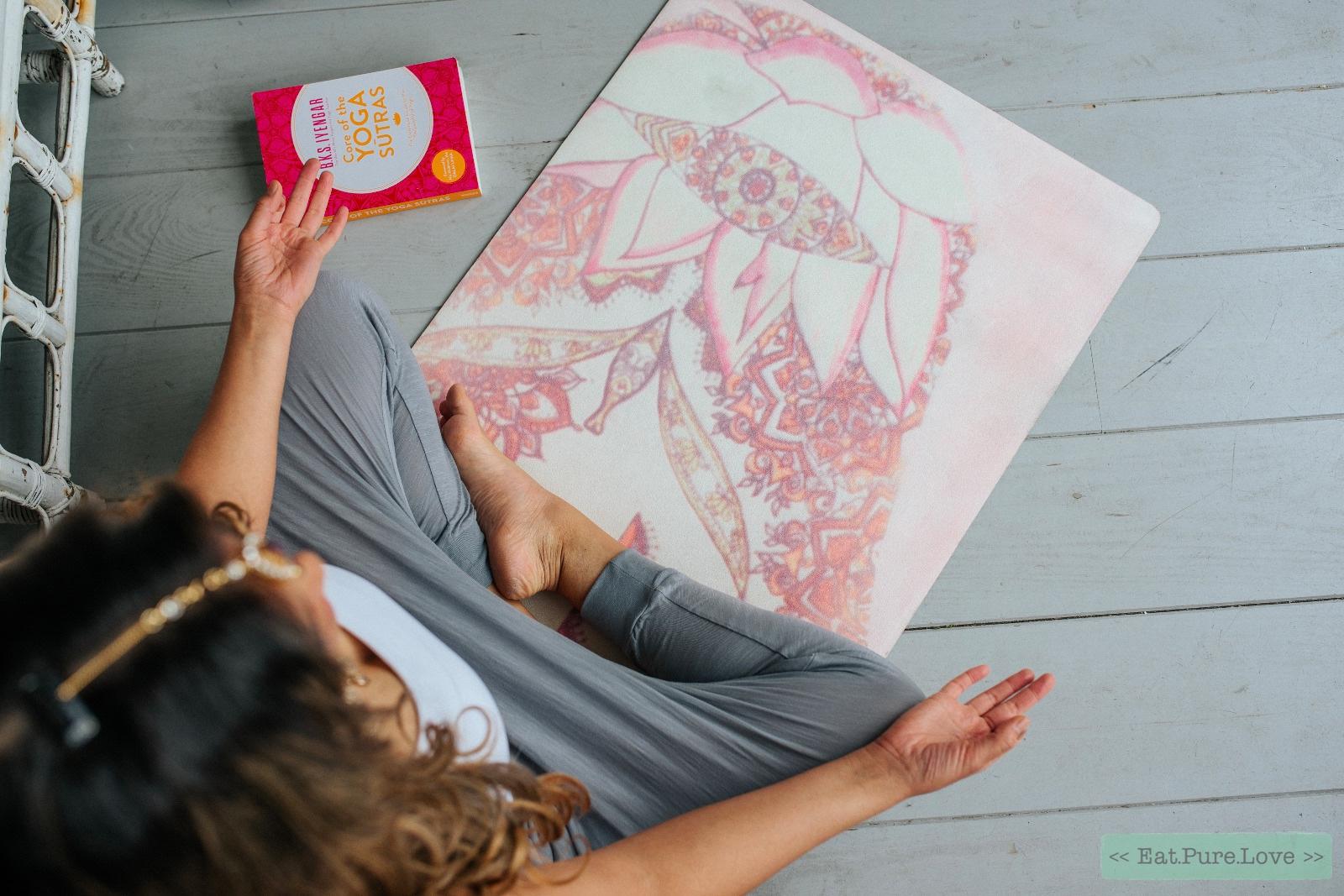En dit is de inspirerende vrouw achter de duurzame yogamatten van OHMat