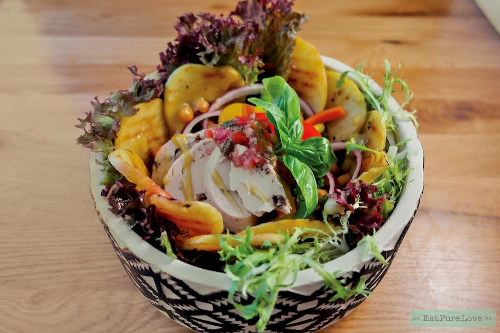 Restaurant Mr. & Mrs. Watson: vegan eten voor kaaskoppen