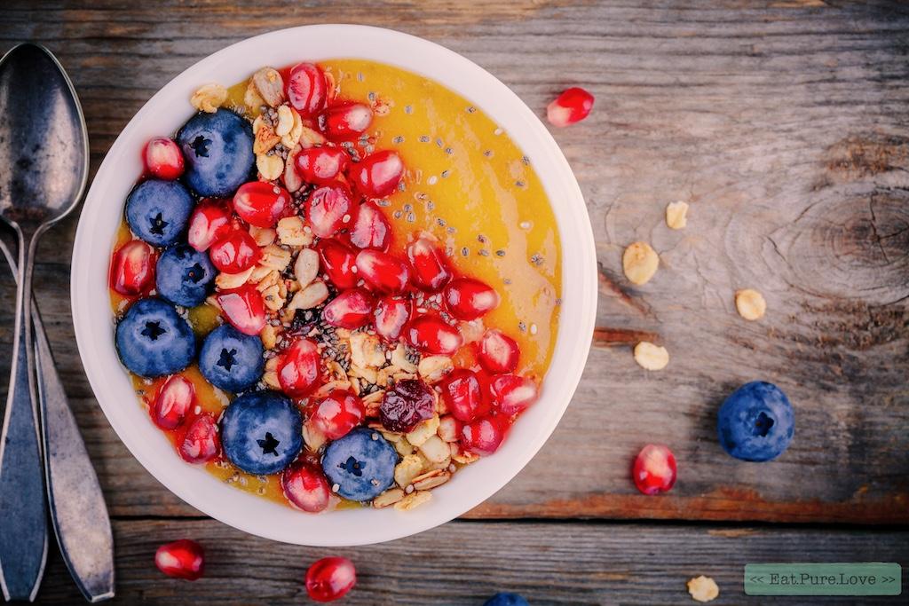Voor deze 7 smoothie bowls duik je meteen de keuken in!