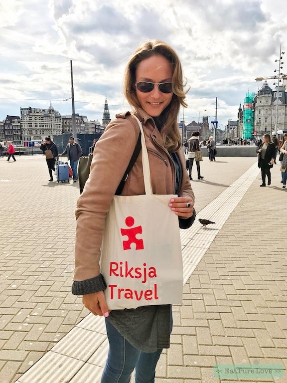 Thailand in een dag? Riksja Travel brengt Thailand gewoon naar Amsterdam!
