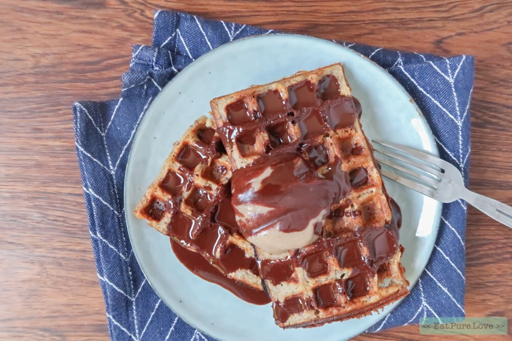 5x de lekkerste glutenvrije wafels