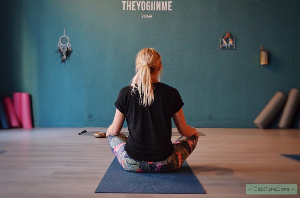 Yoga en gezond ontbijten in Montpellier