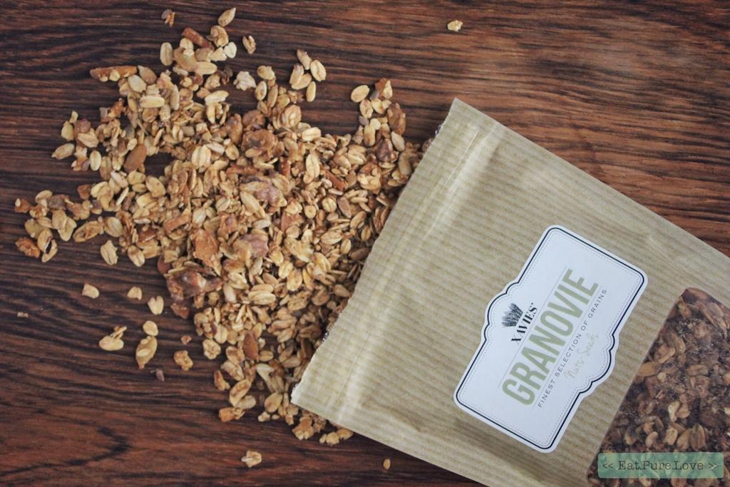 Huisgemaakte granola online bestellen