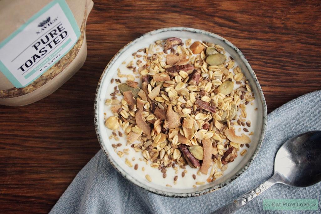 Huisgemaakte granola online bestellen? Dat kan!
