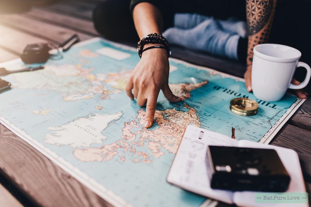 Deze bestemmingen staan er voor 2018 op mijn reis bucket list