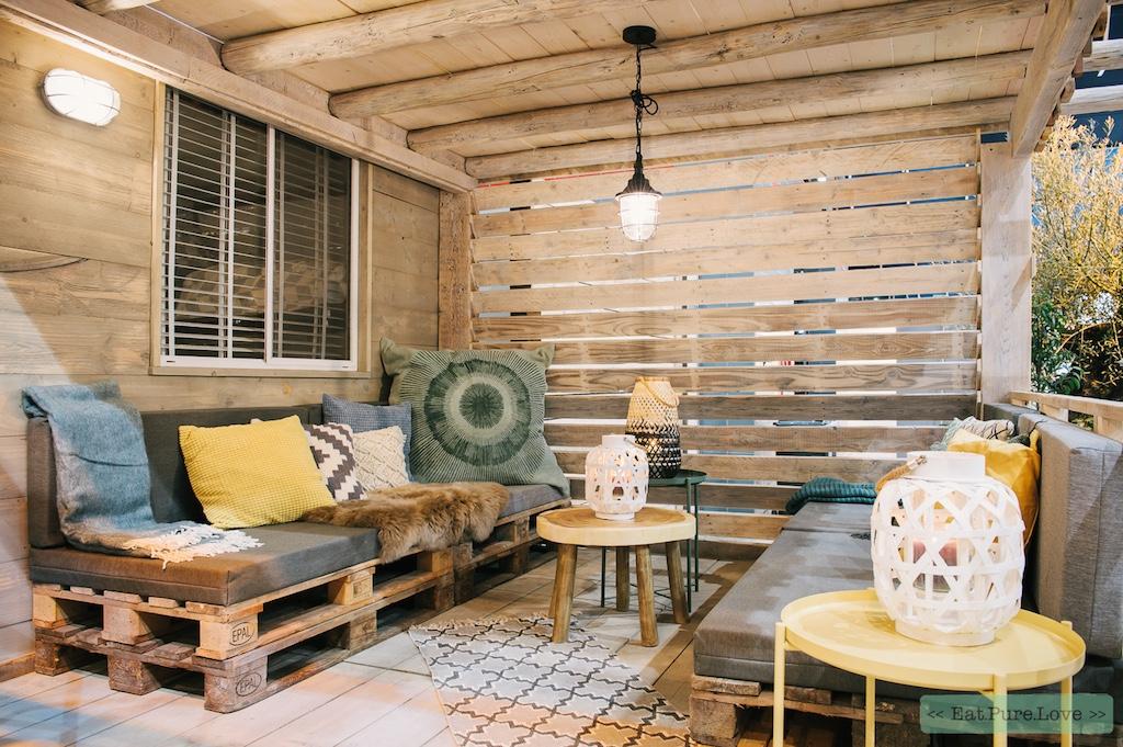 Bohemian Lodge: eco glamping in een duurzame stacaravan