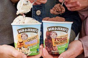 De vegan smaken van Ben & Jerry's zijn in Nederland