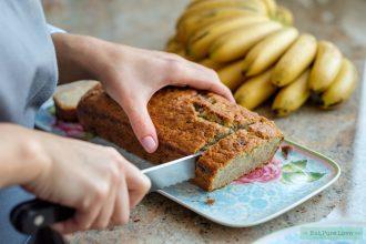 de lekkerste en gezonde bananenbrood recepten