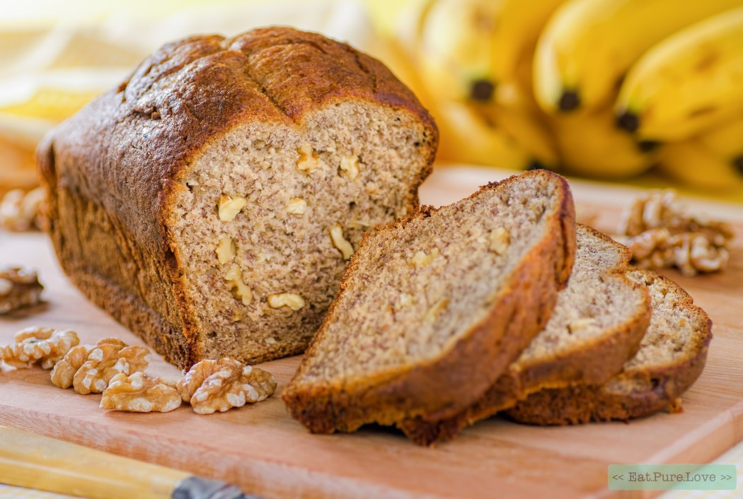 gezonde bananenbrood recepten