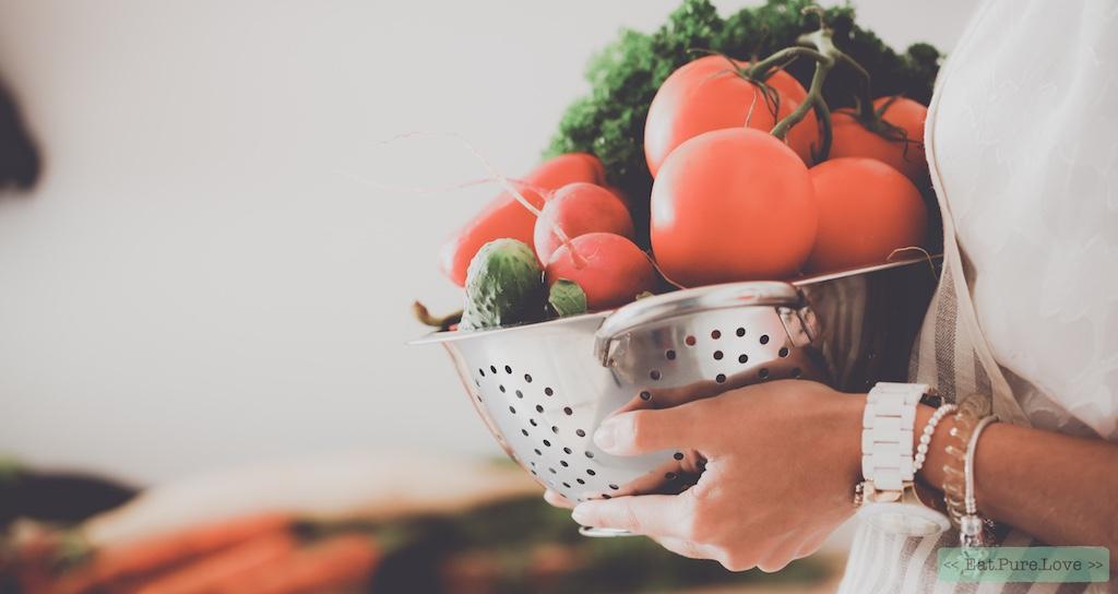 Meer groente eten doe je zo