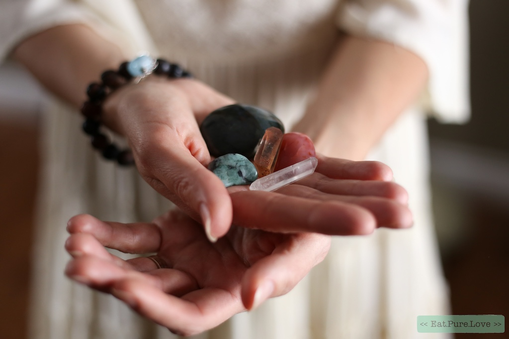 Zo zet je kristallen in voor een tevreden en gelukkig leven