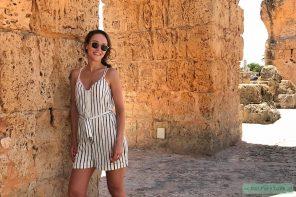 Fair fashion outfit: Thinking Mu jumpsuit, vegan luipaardprint TOMS