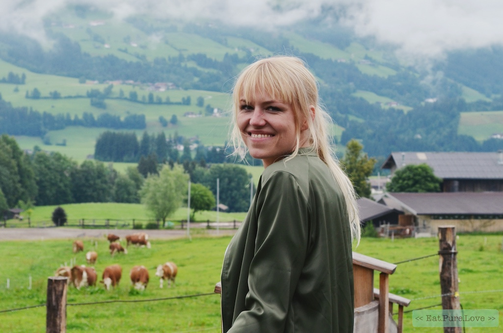 Hipster-kaasjes en KochArtin de Oostenrijkse Kitzbuheler Alpen