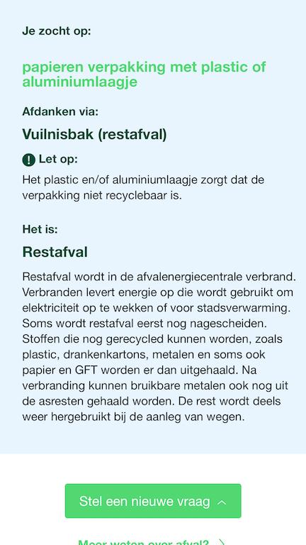 duurzame apps