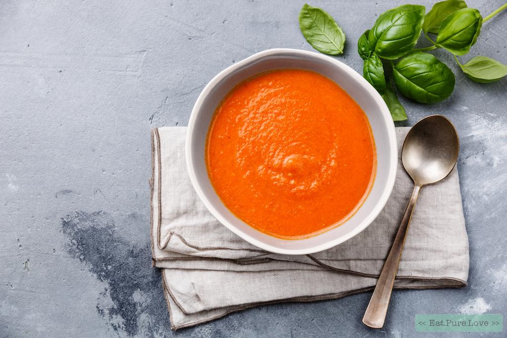 Frisse Spaanse gazpacho: een perfect soepje voor zomerse dagen!