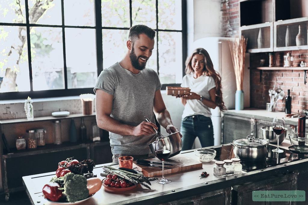 groen doen in de keuken