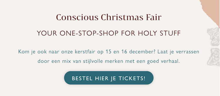 Conscious Christmas Fair