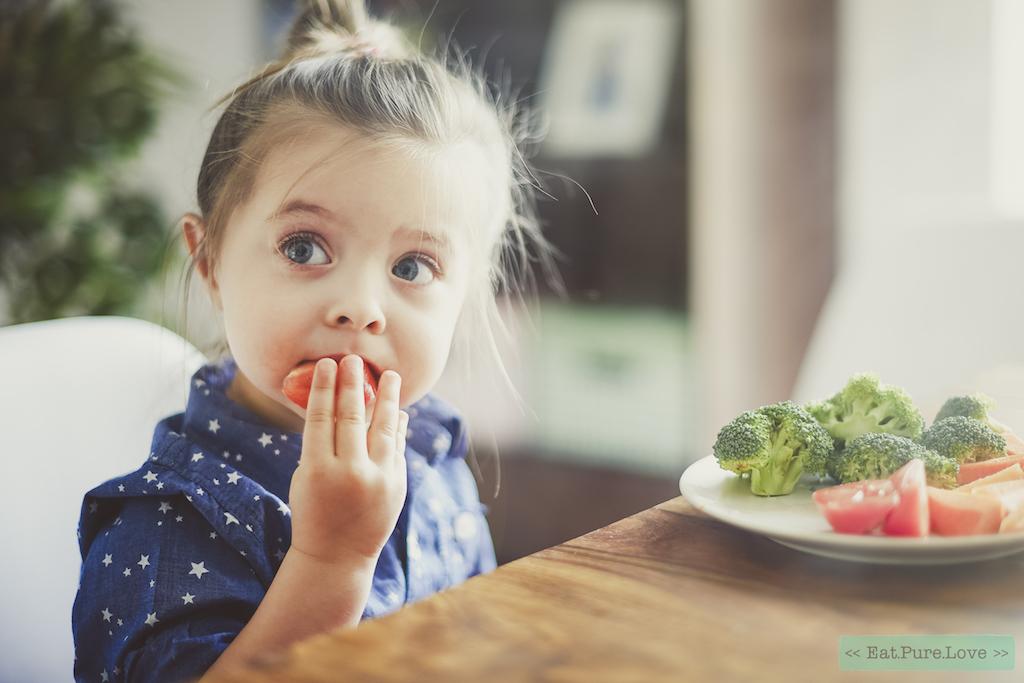 7 tips om je kind gezond te laten eten