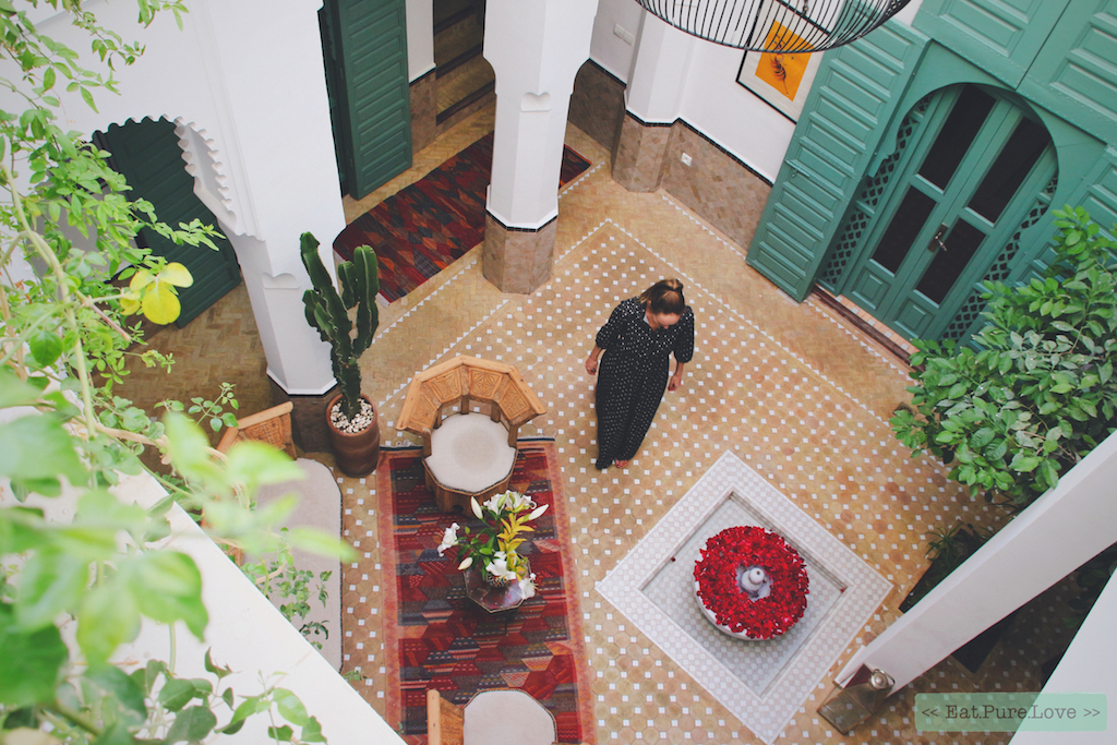 mooiste riads van Marrakech