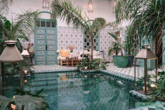 mooiste riads in Marrakech
