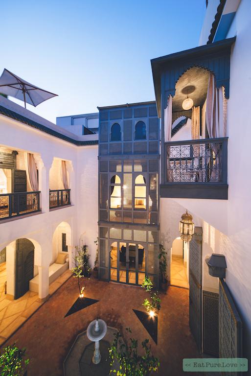 mooiste riads in Marokko