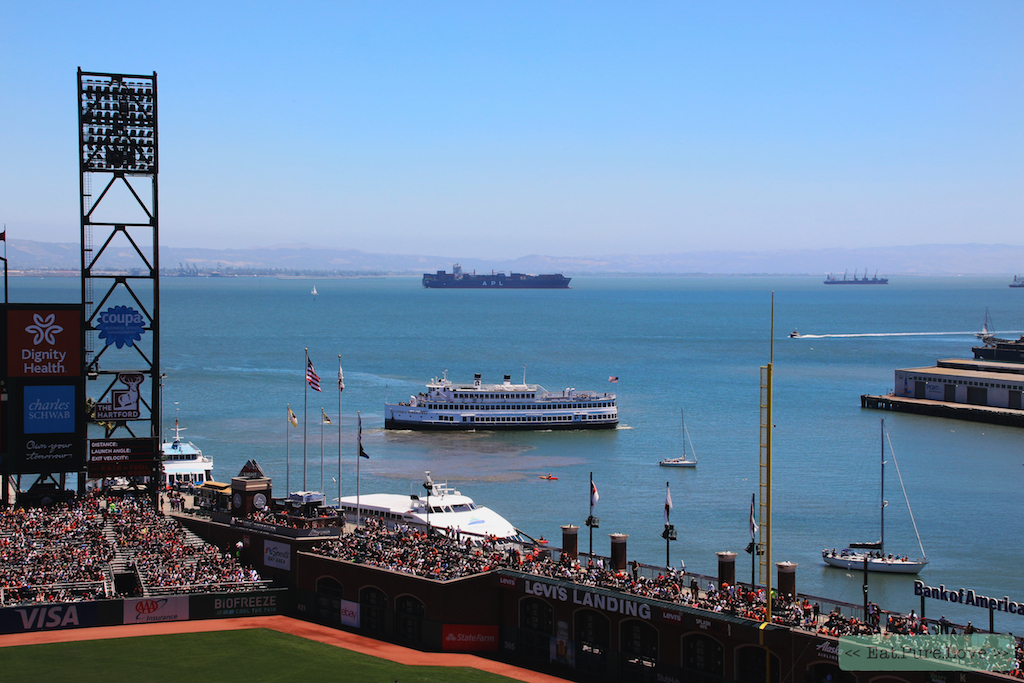 San Francisco Giants bijwonen