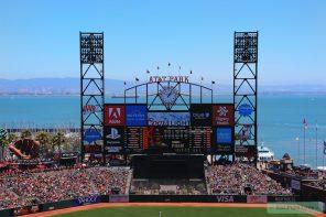 San Francisco Giants bijwonen
