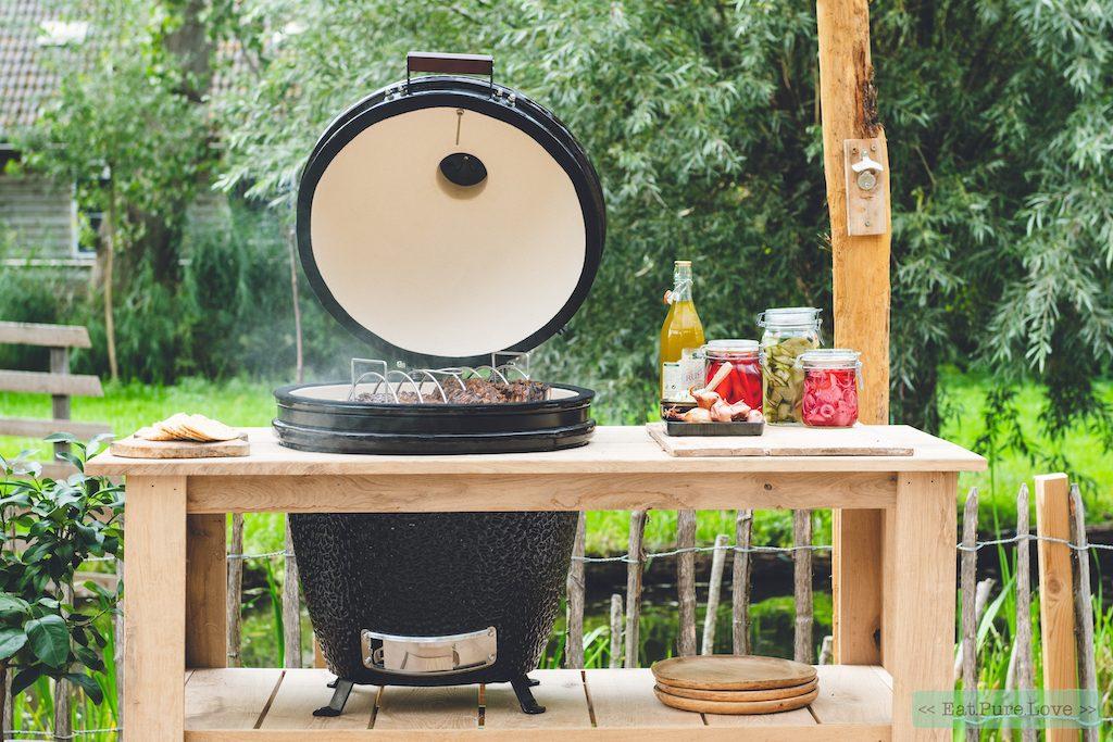 duurzaam barbecuen