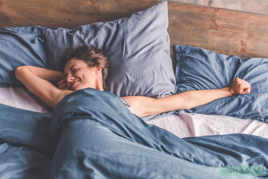 goed slapen met warm weer
