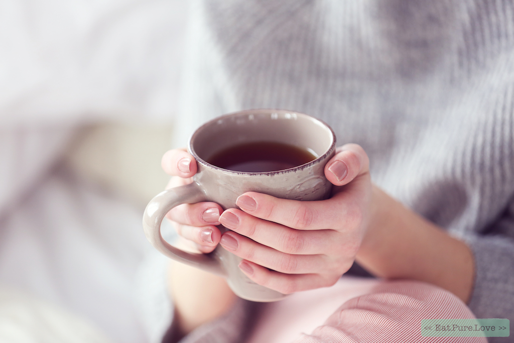 thee drinken is gezond