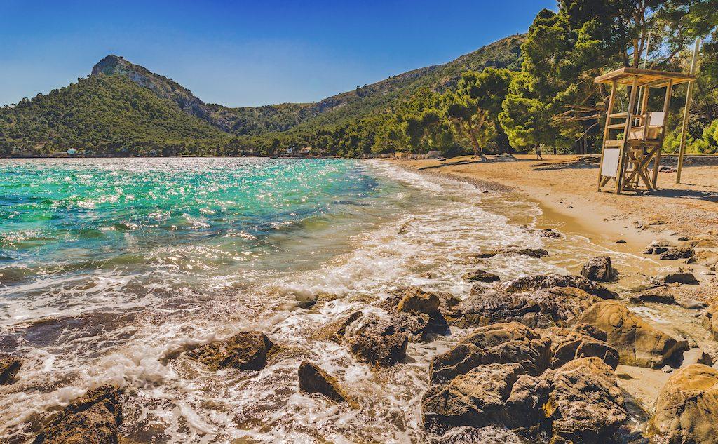 de mooiste stranden van Mallorca