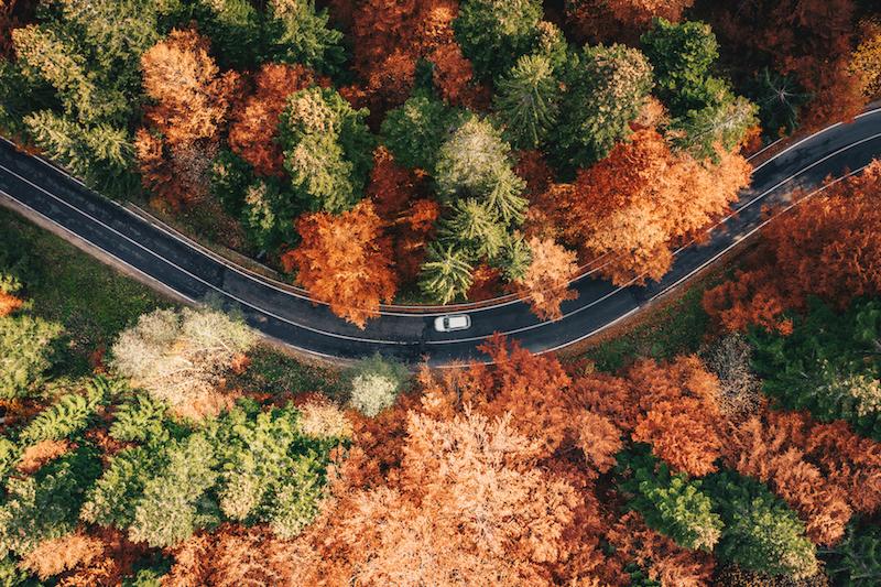 Roadtrip op de planning? Zo kun je duurzaam auto rijden!