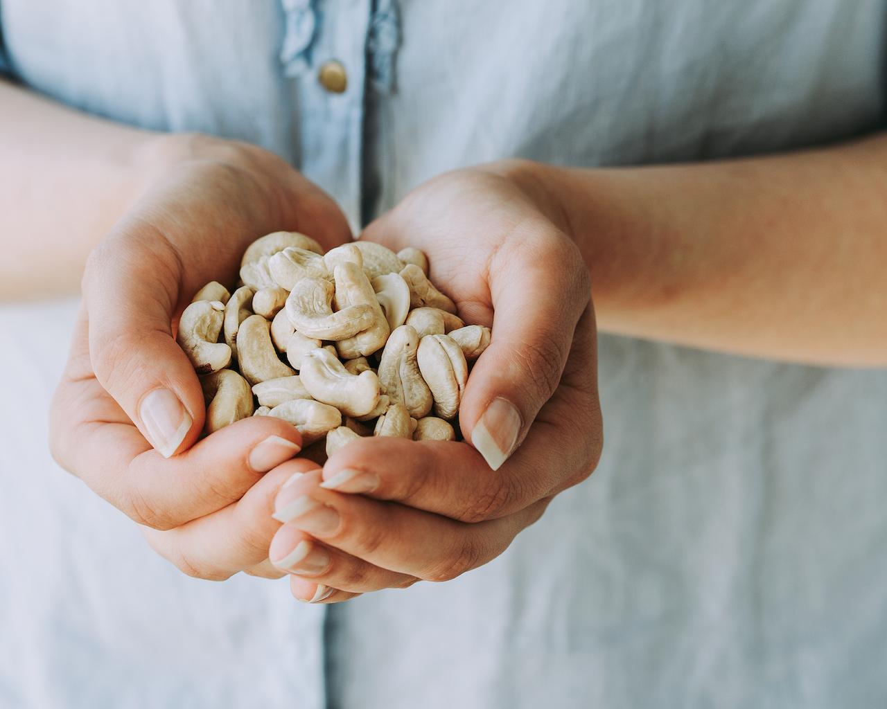 cashewnoten gezond