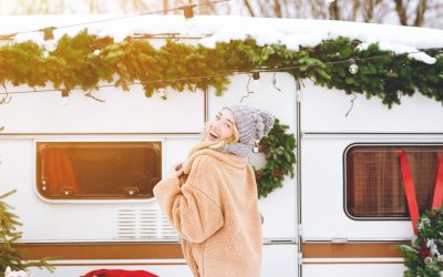 Kamperen in de winter: dit zijn de leukste campings in Nederland